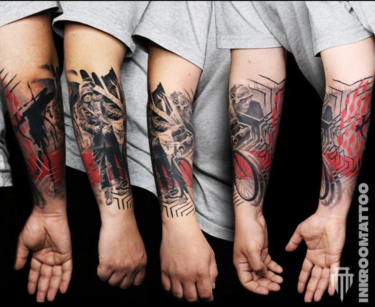 alkar tetoválás